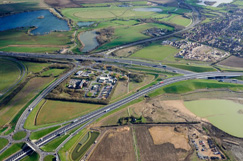 £1.5bn A14 scheme opens early image
