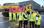 1000th Highways Agency site joins Considerate Constructors scheme image