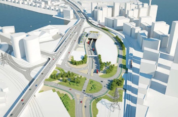 £1bn Silvertown PFI contract signed image