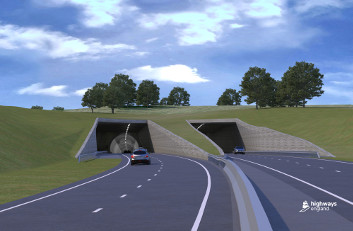 £2.4bn Stonehenge tunnel thrown into doubt by NAO image