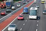 £2.74m barrier job starts on M6 image