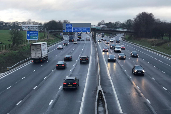 £256m upgrade makes M6 fit for the future image