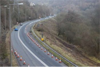 £500m Heads of the Valleys dualling contract up for grabs image
