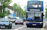 £5m boost to cut pollution from local buses image