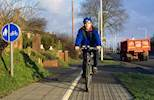 £64m fund to encourage more cycling and walking image