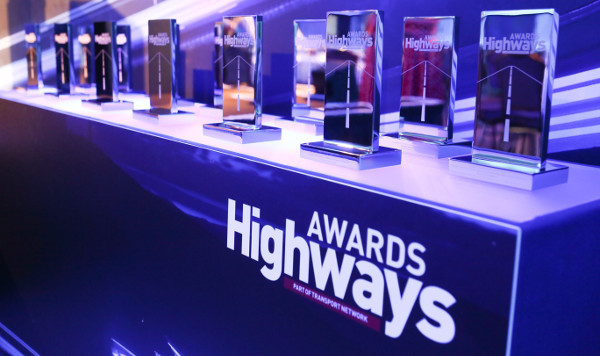A look back at 2018s Highways Awards winners image