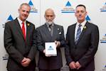 A-one+ and Colas win road safety award image