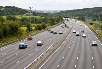 AA says only one in 10 feel safer on smart motorways  image