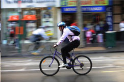 Active travel misses out in Budget image
