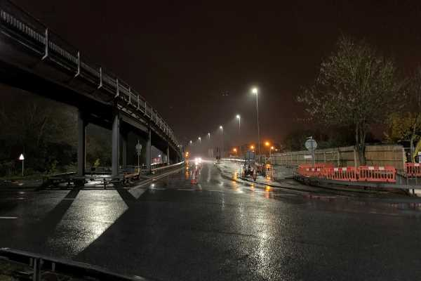 Another one bites the dust: Chelmsford flyover to come down image