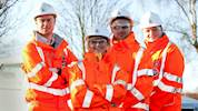 Apprentices join Carillion  image