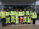 Apprentices join Island Roads image
