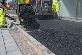 Asphalt sales remain calm before expected rise image