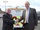 BAM Nuttall starts work on Wirral's roads image