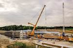 Balfour Beatty completes A11 bridge lift image