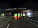 Balfour Beatty completes M54 bridge lift image