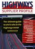 Be part of the Highways Magazine supplier profile image