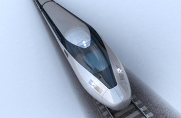 Bidders revealed in race for £2.75bn HS2 trains contracts image
