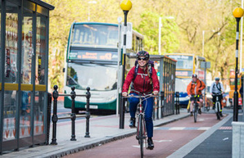 Big step forward for footways and cycle route management image
