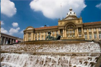 Birmingham to prevent through trips of city centre image