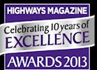 Book your Highways awards table now image