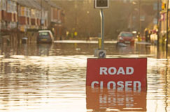 Budget 2020: Flood-hit areas to share £200m defence fund image
