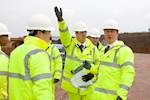 Cameron and Osborne visit M1 improvement project image