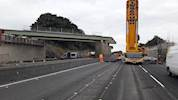 Cleveland Bridge install eight bridges as part of A1 upgrade image