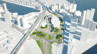 Consortium to build £1bn Silvertown Tunnel under private finance deal image
