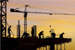 Construction sector working together during crisis image