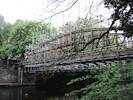 Contractor starts work at historic Matlock bridge image