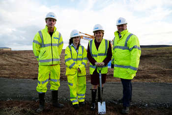 Contractors predict summer finish for Aberdeen bypass image