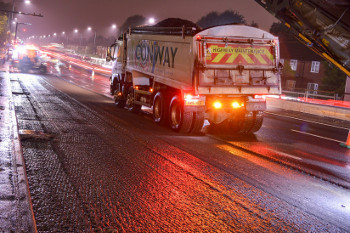 Conway looks to strengthen highways expertise with key promotions image