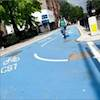 Coroner calls for urgent review of Londons cycle superhighways image