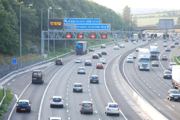 Costain awarded £150m smart motorway contract image