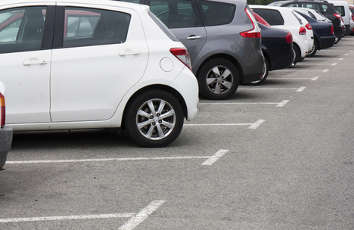 Councils failing on parking information image