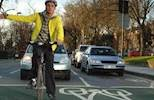 Cycle detection trials get underway image