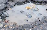 Cyclist claims £50,000 after pothole fall image