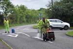 DBi Services wins road marking and studding contract image