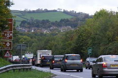 Devon approves business case for £93m link road scheme image