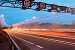 DfT approves M4 smart motorway plans image