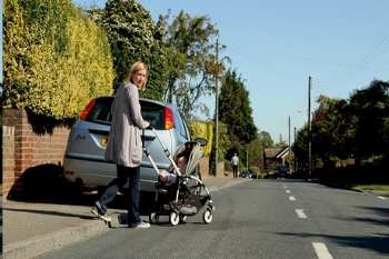 DfT considering TRO alternative to tackle pavement parking image