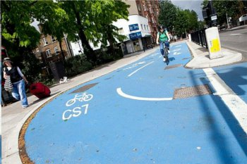 DfT unveils action plan for cycle safety image