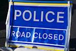 Driver dies after hitting road sign in Wales image
