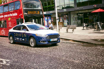 Driverless car consultation sparks debate image