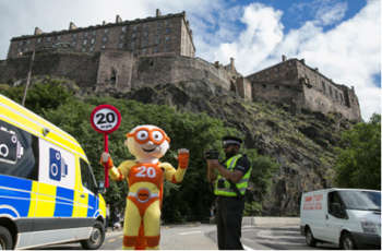Edinburgh looks to expand 20mph limits image