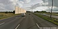 Environmental barriers trialled on M62 image