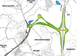 Essex fires starting gun on £50m M11 Junction contract image