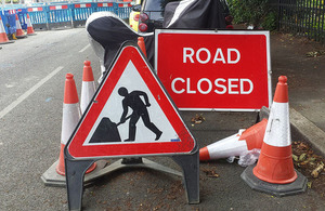 Essex launches crackdown on roadworker abuse image