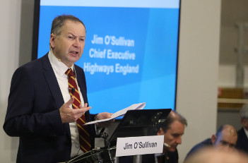Exclusive: Jim OSullivan says the conventional motorway is over  image